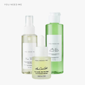 Acne Care Gel Face Toner Facial Wash