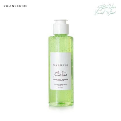 You Need Me Aloe Vera Facial Wash