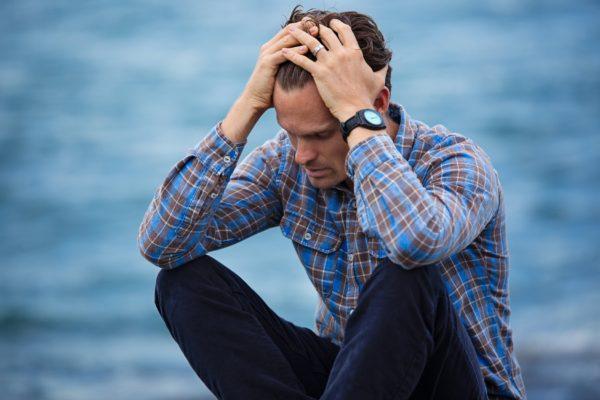 Penyebab bruntusan: Stress berlebihan