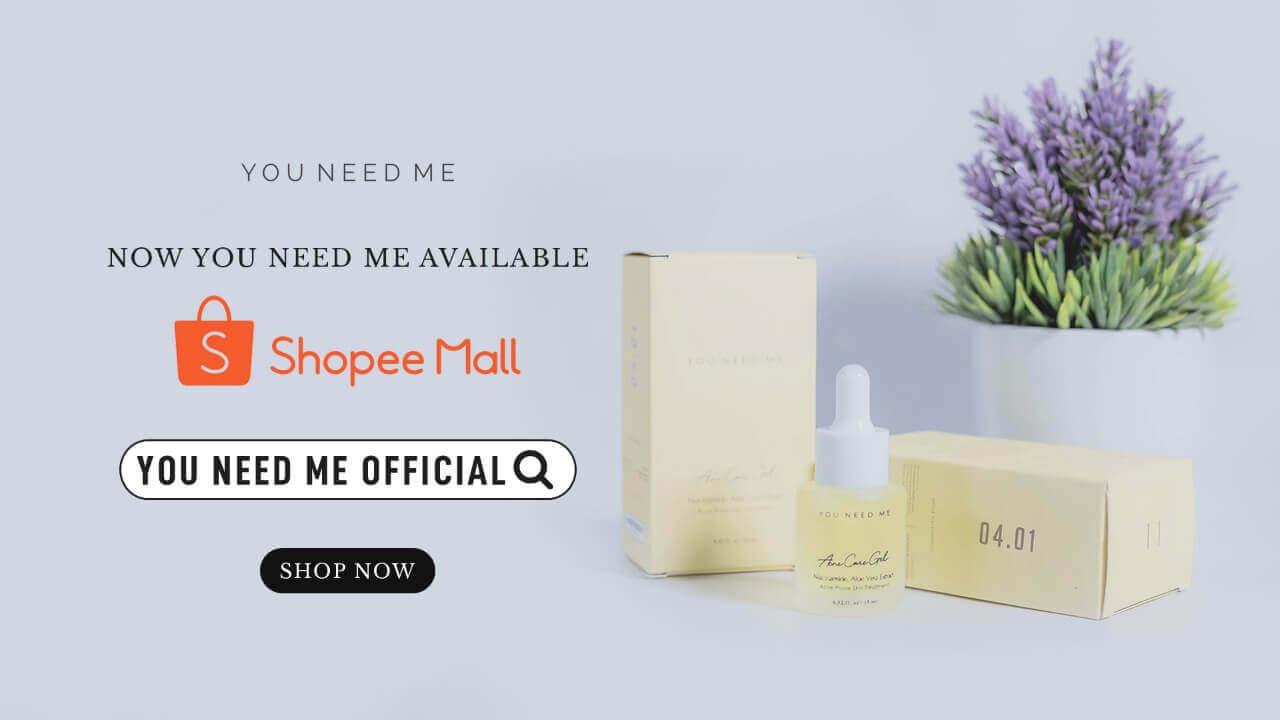 Shopee You Need Me